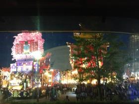 秋祭り前夜祭!!