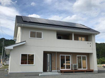 R様邸 認定低炭素住宅